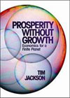 Click here for more information on Prosperity without Growth